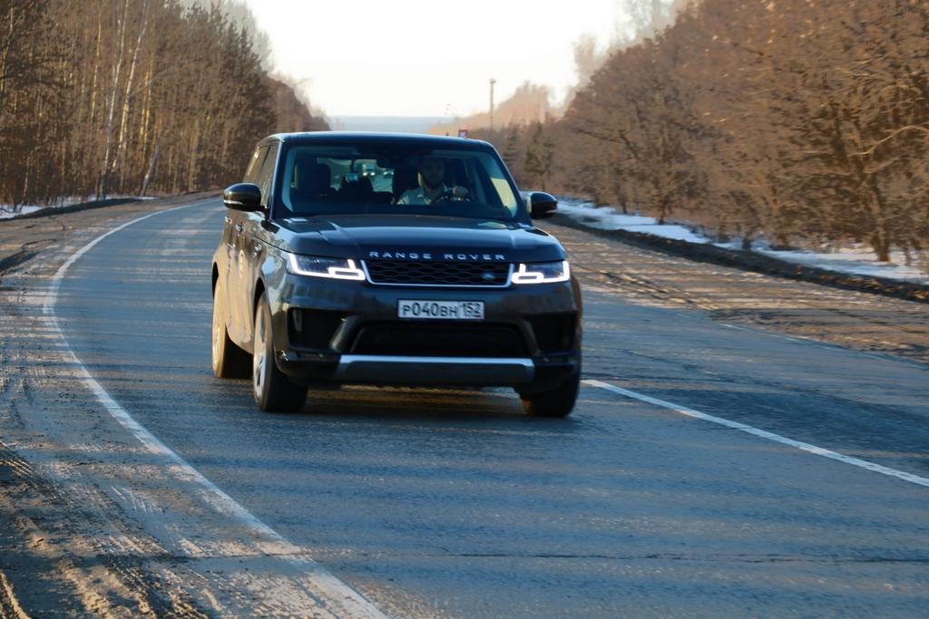 Range Rover Sport экстерьер фото