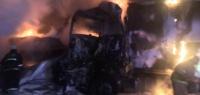 ДТП с участием трех фур произошло в Кстовском районе, есть погибший