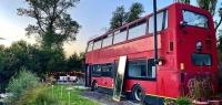 Как из двухэтажного автобуса сделали жилой дом