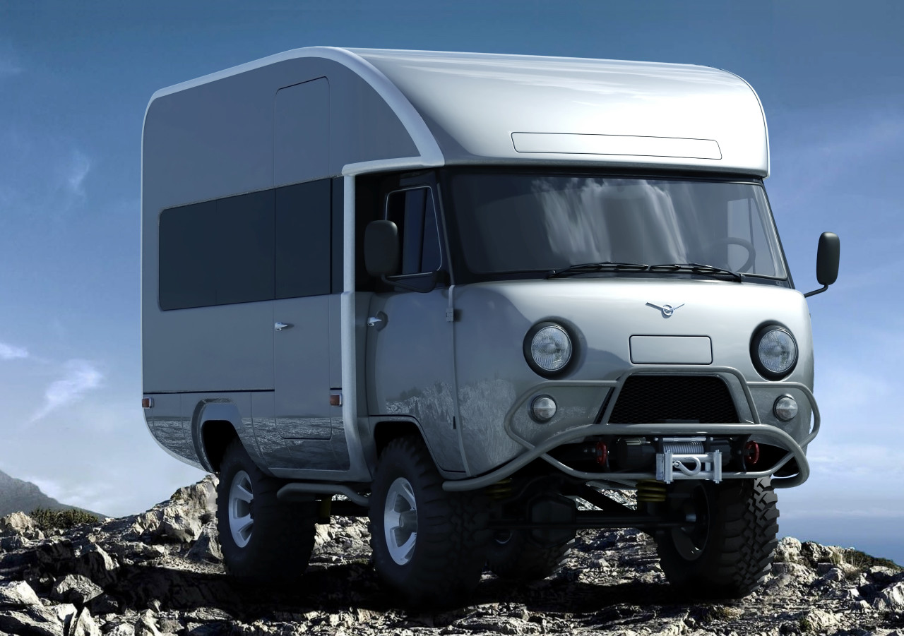 УАЗ-452 Кемпер