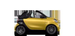 Smart fortwo кабриолет 2014-2021 новый кузов комплектации и цены