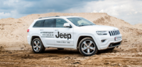 Jeep Grand Cherokee 2014: Чудеса рестайлинга
