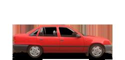 Daewoo Racer седан 1986-1994