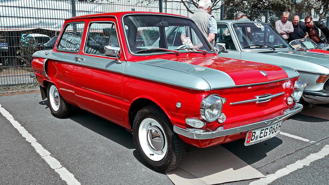 название русских авто за границей
