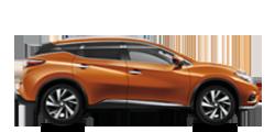 Nissan Murano 2016-2021 новый кузов комплектации и цены