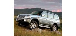 Toyota Land Cruiser Prado среднеразмерный внедорожник 1999-2002