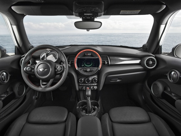 MINI Cooper S фото