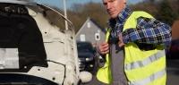Когда водителя оштрафуют за отсутствие светоотражающего жилета?