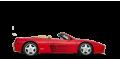 Ferrari 348 Spider - лого
