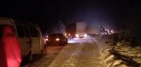 ДТП с участием сразу 7 машин случилось в Арзамасском районе