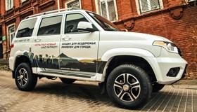 UAZ Patriot: «Проходимец» во фраке