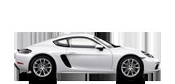 Porsche 718 Cayman спорткупе 2016-2021 новый кузов комплектации и цены