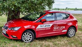 SEAT Leon: Приручаем хэтчбек с львиной гривой