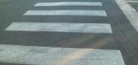 ВАЗ сбил пешехода на зебре в Арзамасе