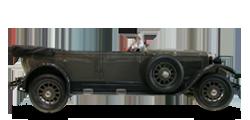 Audi Typ R кабриолет 1927-1929