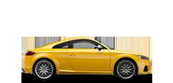 Audi TTS спорткупе 2014-2021