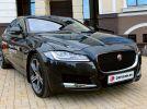 Jaguar XF: Весомый аргумент - фотография 8