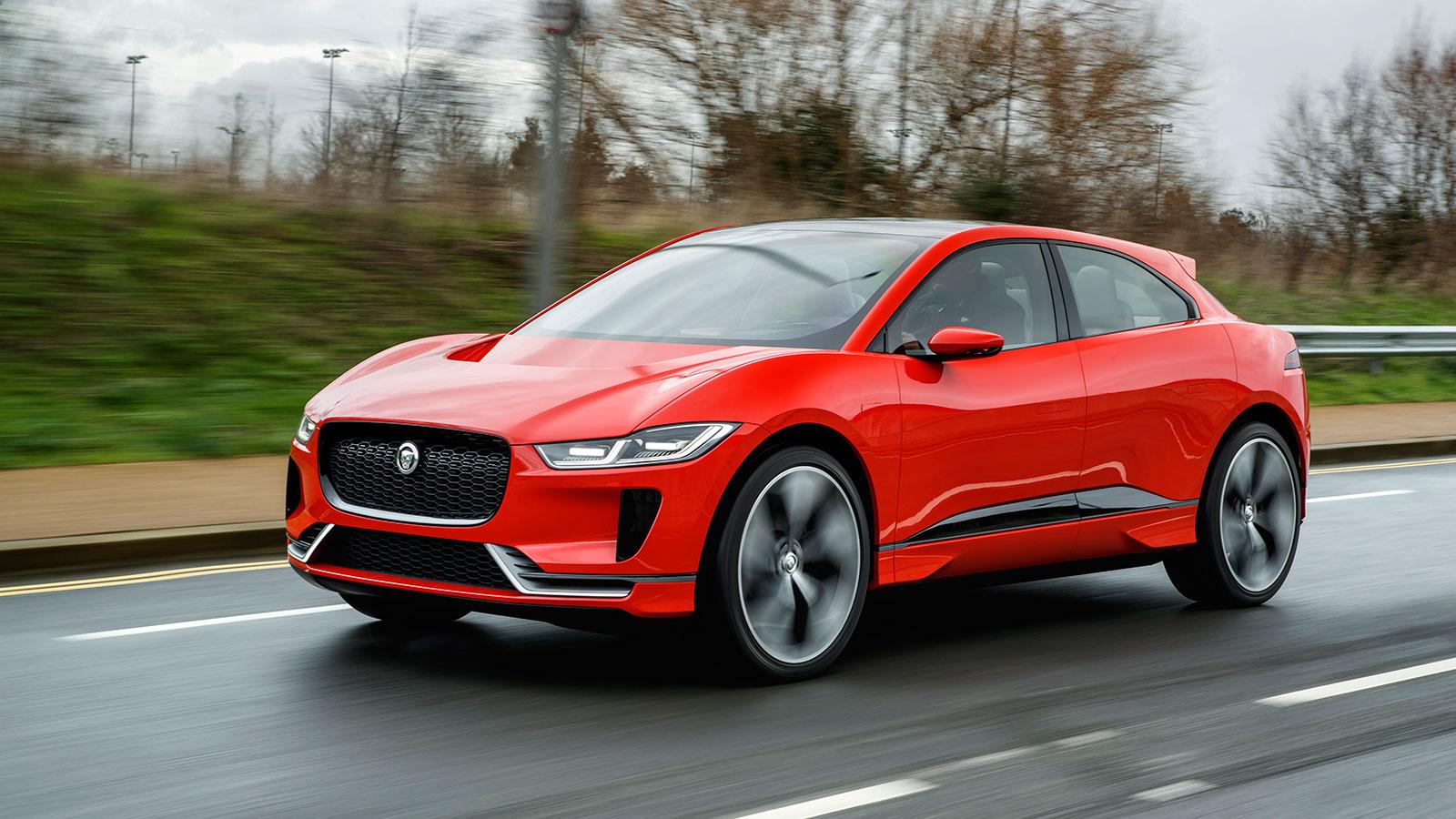Плохие продажи Jaguar