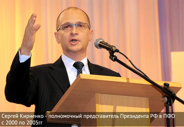 Сергей Кириенко фото