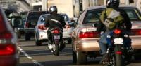 В России придумали новый штраф для мотоциклистов и скутеристов