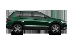 Volkswagen Tiguan 2016-2021 новый кузов комплектации и цены