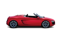 Audi R8 родстер 2012-2015