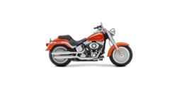 Harley Davidson Fat Boy - лого