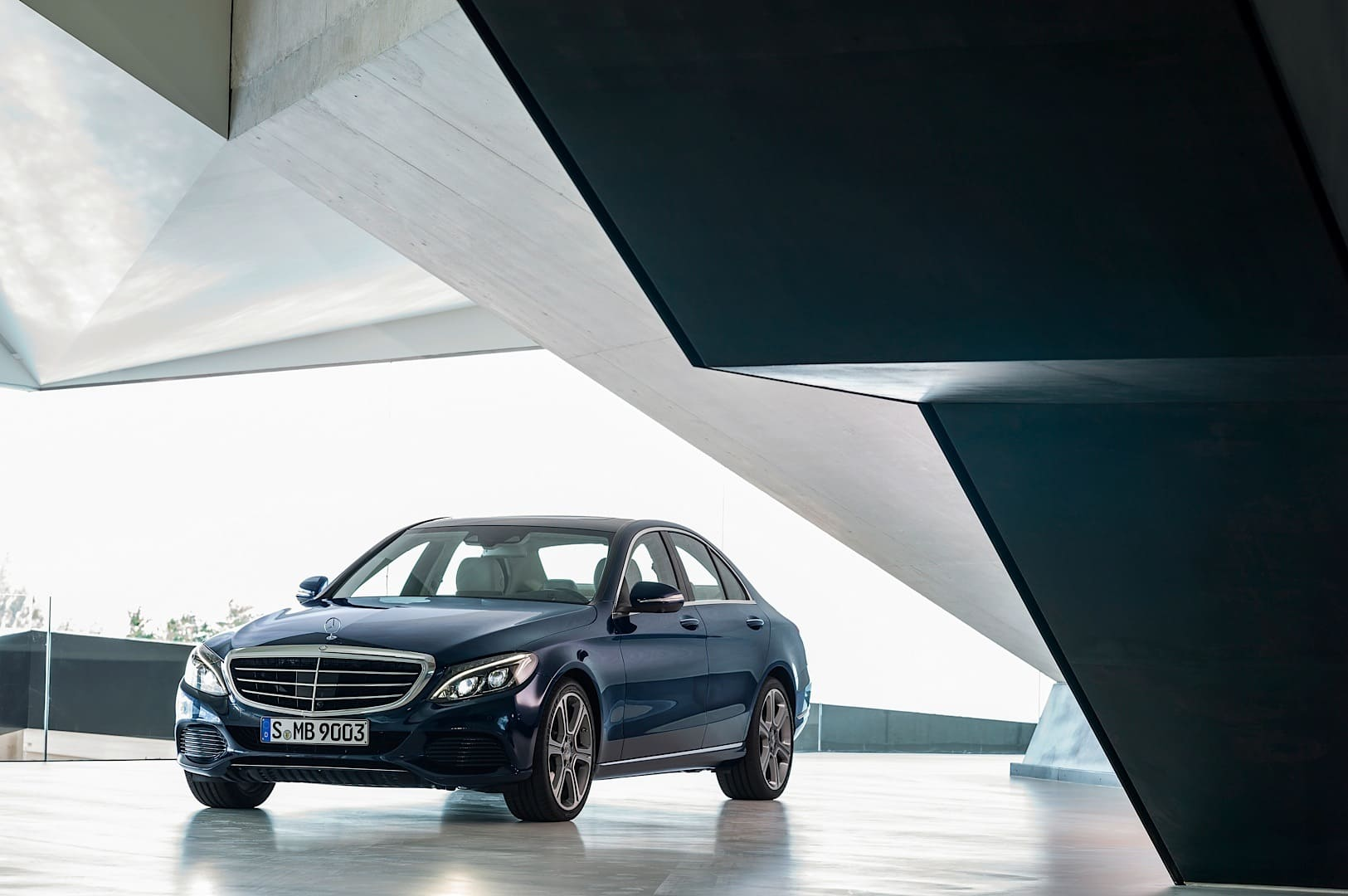 Mercedes-Benz C-класса фото