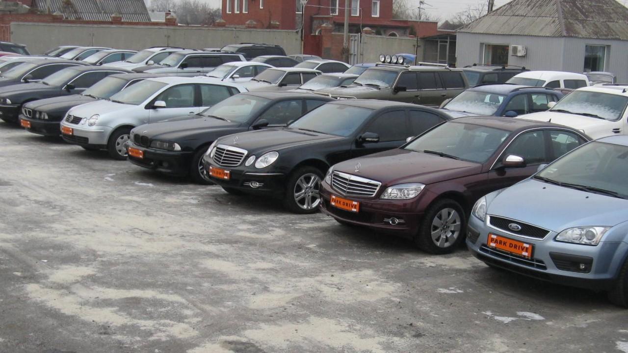Рынок подержанных авто в Москве