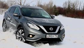 Тест-драйв Nissan Murano: кроссовер, который смог!